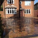 Shelford Road, Cambridge Block Paving Driveway