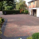 Block Paving Driveway In Royston