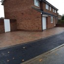 Another Driveway Completed In Sawston Cambridge