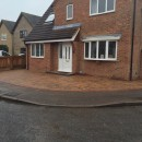 New Driveway In Over Cambridge