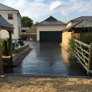 natural stone paving in meldreth cambridge